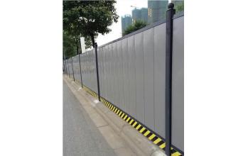 围挡广告安装 保卫美化城市建筑!